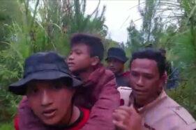 Bocah 14 Tahun Hilang 5 Hari di Gunung Guntur, Pulang-Pulang Bawa Cerita Mistis