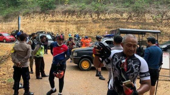 Rombongan Gowes Wali Kota Malang Paksa Masuk Pantai yang Ditutup, Pemkot Berkilah Sudah Izin