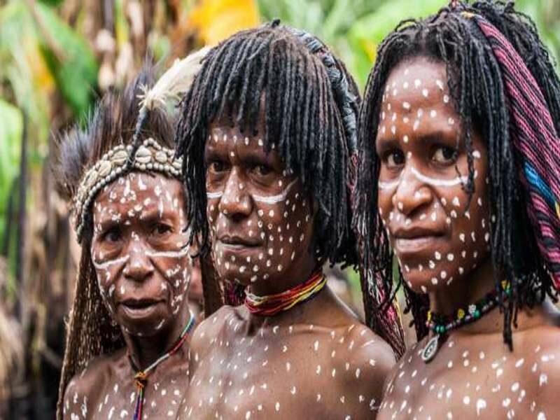 Ilustrasi Masyarakat Papua (shutterstock)