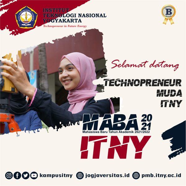 Institut Teknologi Nasional Yogyakarta (ITNY).