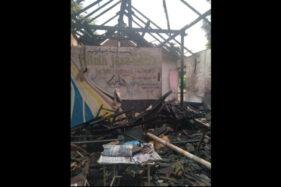 Rumah Warga Janti Klaten Terbakar, Api Diduga dari Selang Tabung Gas Bocor