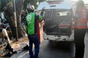 2 Motor Kecelakaan di Ring Road Utara Sragen, Pemuda Gesi Meninggal Dunia