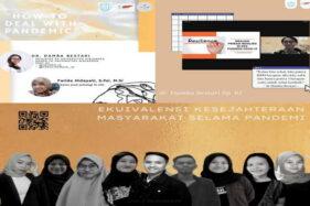 Bertugas di Riau, Tim 287 KKN UNS Gelar Webinar hingga Penyuluhan Pertanian