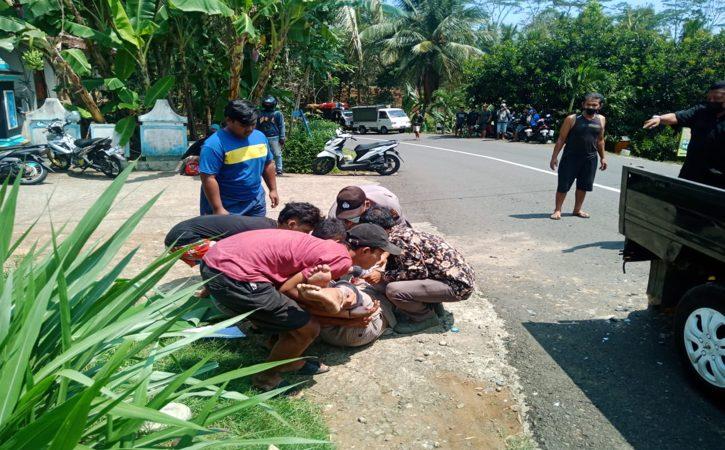 Motor dan Truk Tabrakan di Jumapolo Karanganyar, 1 Mahasiswa Meninggal