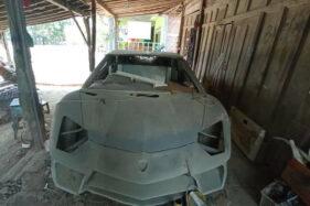 Garap Lamborghini KW Sejak 2018, Supriyanto Habiskan Rp75 Juta