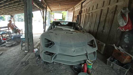 Lamborghini KW