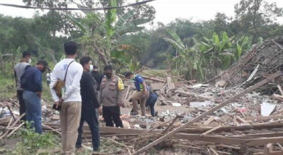 Ledakan Keras di Pasuruan Tewaskan 2 Orang, Diduga Berasal dari Bom Ikan