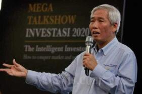 Profil Lo Kheng Hong, Investor Saham Berjuluk Warrent Buffet Asal Indonesia