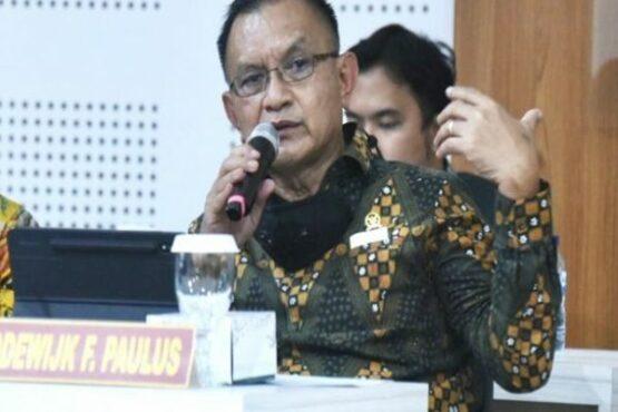 Lodewijk Paling Berpeluang Jadi Wakil Ketua DPR, Seperti Apa Sosoknya?