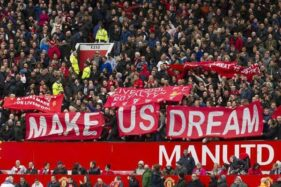 Penonton Manchester United di Old Trafford Harus Sudah Vaksinasi Covid-19