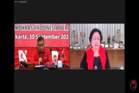 Seusai Menyapa Ganjar, Megawati Bicara Pemecatan Kader yang Tak Patuh