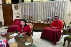 Bantah Stroke Masuk ICU, Megawati Buka Pelatihan Kader PDIP Sambil Menahan Tangis