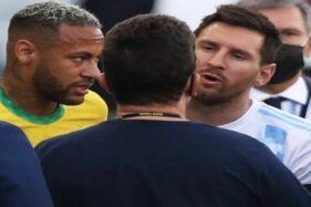 Brasil vs Argentina Langgar Prokes, 4 Pemain Argentina Terancam Dipenjara