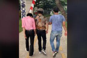 Viral! Tiga Pemuda Ini Mirip Personel Warkop DKI