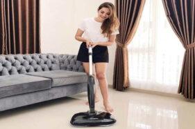 Modena Hadirkan Spin Mop Lustro SM 3201 L, Bersih-Bersih Rumah Tak Capek Lagi