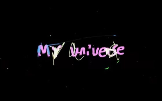 Lirik Lagu My Universe - Coldplay X BTS