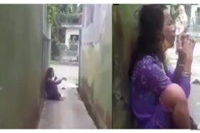 Viral ODGJ Lantang Berselawat dan Baca Hadis, Netizen Merinding