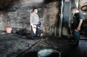 Pabrik Kerupuk Ponorogo Kebakaran, Kerugian Capai Rp50 Juta