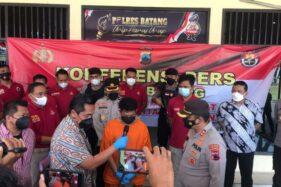 Polisi Ungkap Kasus Pembunuhan Wanita di Batang, Pelaku Mantan Tunangan