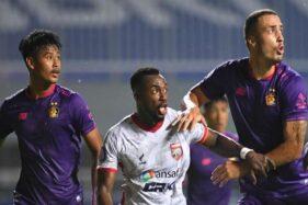 Persik 1-0 Borneo FC: Macan Putih Terkam Skuat Mario Gomez