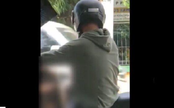 Viral Pengendara Motor di Pekalongan Masturbasi di Pinggir Jalan, Begini Kesaksian Saksi mata
