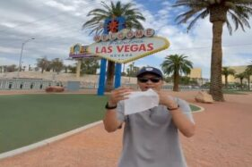 Gokil! Pengusaha Batam Beli Kantong Udara Las Vegas Arief Muhammad Rp210 Juta!