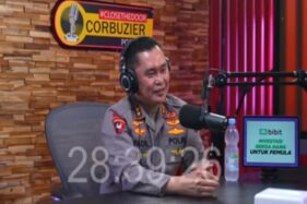 Kewanen! Deddy Corbuzier Ungkap Rahasia Kapolda Metro Jaya