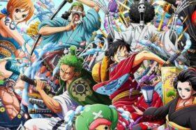 Efek Hiatus Penulis, Manga One Piece 1029 Terbit 24 Oktober 2021