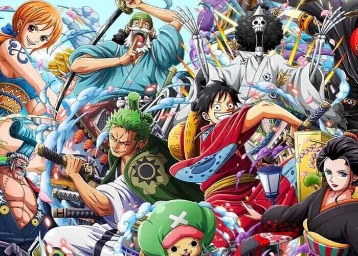 Manga One Piece. (Istimewa)