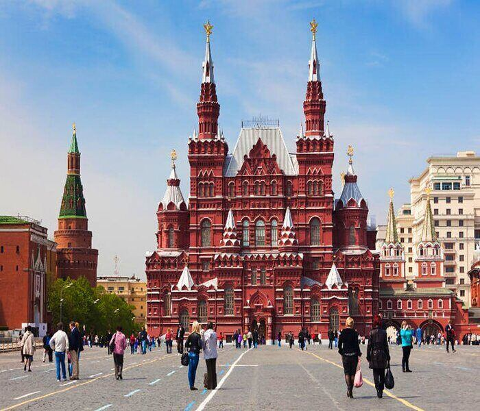 Red Square, Moskow (lonelyplanet)
