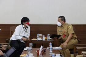 Penanganan Covid-19 Wonogiri Dipuji Staf Presiden: Sudah On The Track