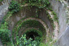 Terowongan Gunung Pegat, Kokoh Berdiri Meski Berumur Hampir Seabad