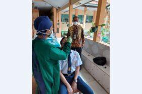 145 Siswa 2 SMP di Sragen Mendadak Dites Antigen, Hasilnya...