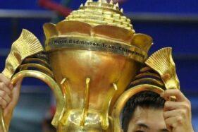 Piala Sudirman Digelar 26 september, Kontestan Kirim Skuat Bertabur Bintang