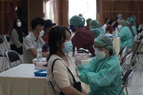 3.000 Dosis Vaksin Kedua Disalurkan di UKSW Salatiga