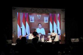 Seru! Menteri dan Bupati Bicara Digitalisasi Desa di Webinar AMSI