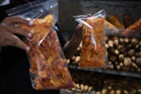 Ekspor Ubi Jalar Meningkat Dua Tahun Terakhir