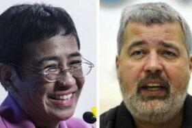 Nobel untuk Dua Jurnalis, Dunia Tanpa Fakta Berarti Tanpa Kebenaran