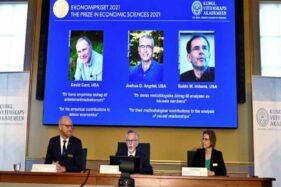 Nobel Ekonomi 2021 untuk Pakar Tenaga Kerja dan Analisis Sebab Akibat