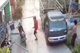 Waduh! Dituduh Nyolong Wifi, Pria di Bekasi Dibacok Tetangga