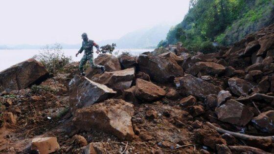 2 Korban Gempa M 4,8 Bali Yang Tertimbun Akhirnya Selamat