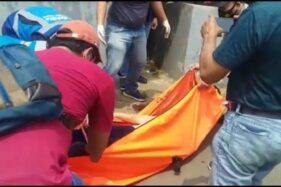 Ngeri! Mayat Perempuan Wajah Berlumuran Darah Ditemukan di Pinggir Tol