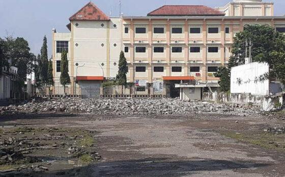Asale Pusat Olahraga Terpadu di Sukoharjo Jadi Gedung Budi Sasono