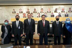 Menko Airlangga Ajak Anggota ASEAN Membangun Ekonomi Digital