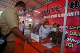Resmi Per Hari Ini, Tarif PCR Tertinggi Rp300.000