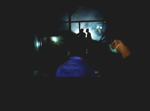 Konsleting Kembali Jadi Penyebab Kebakaran 1 Rumah Di Grobogan