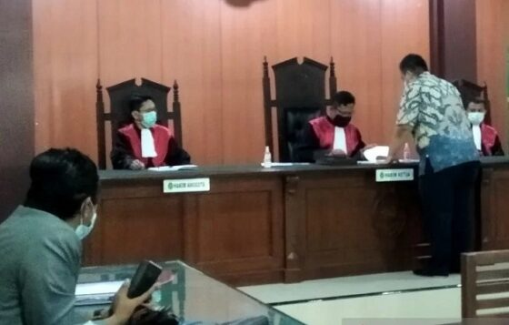 Sidang Perdana Kasus Nasabah Gugat Bank Mandiri Di PN Kudus