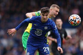 Edaaan! Chelsea Lumat Norwich City 7-0