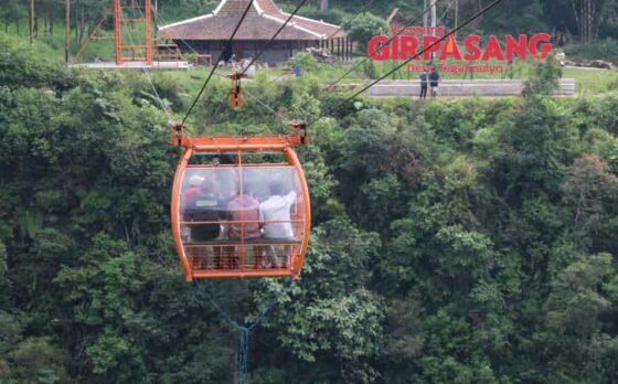 Girpasang, Pesona Kampung Terisolir di Lereng Merapi