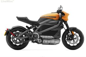 Harley Davidson LiveWire Tanpa Suara Blar... Lha Pakai Tenaga Listrik!